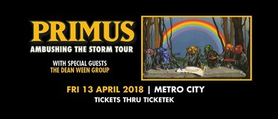 Primus With Special Guests the Dean Ween Group