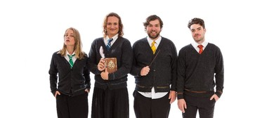 Completely Improvised Potter – MICF