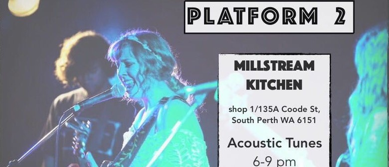 Friday Night Live Music At Millstream Kitchen