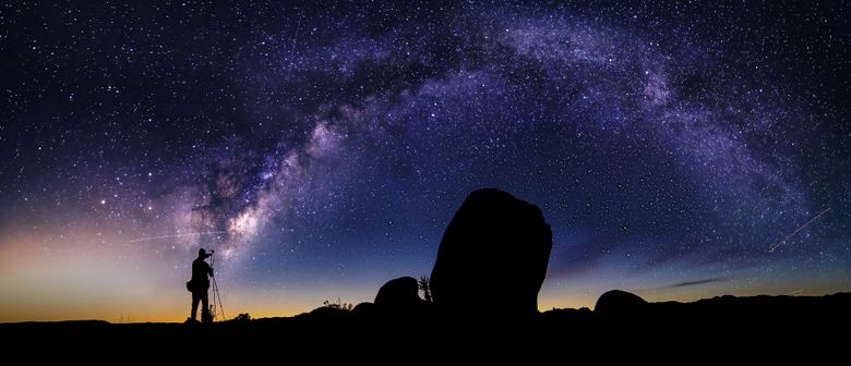 Big Night Sky: Guided Tour of The Galaxy