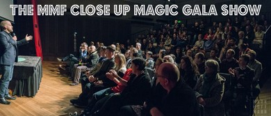 The MMF Close Up Magic Gala Show