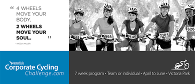 Ironfish Corporate Cycling Challenge