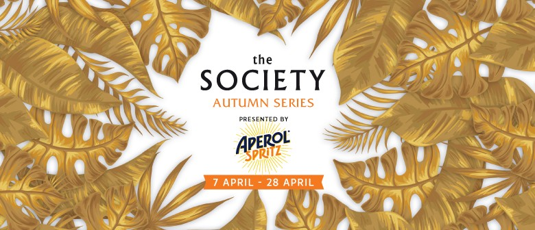 The Society Autumn Series presented by Aperol Spritz