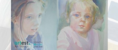 Learn to Paint Children's Portraits Watercolour Master Class: CANCELLED