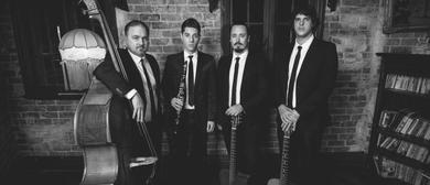 Sassafras Quartet with Lucky Oceans