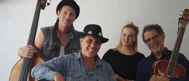 Dave Milroy Wilarra Band Debut