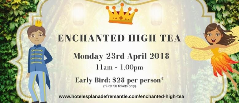 Enchanted Children's High Tea