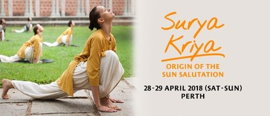 Surya Kriya – Activate the Sun Within You