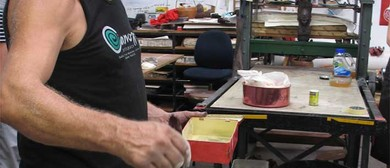 Stone Lithography and Mokulito Course – 7 Weeks