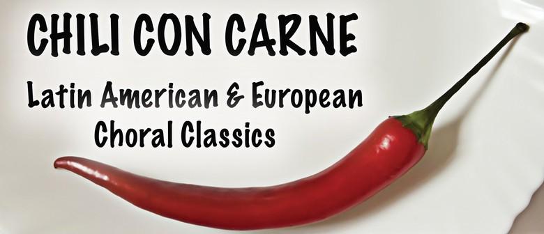 Coro Austral presents Chili Con Carne