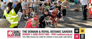 Run2Cure Neuroblastoma 2018