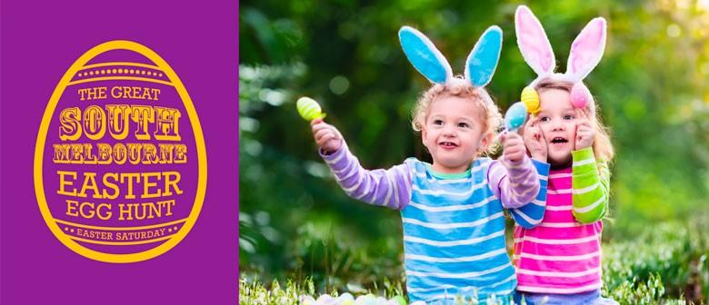 The Great South Melbourne Easter Egg Hunt