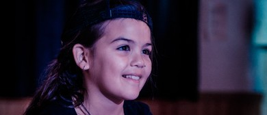 Child Stage Acting – 7–9 Years