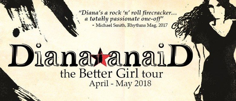 Diana Anaid – The Better Girl Tour