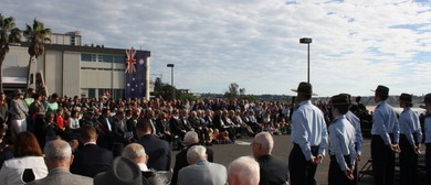 ANZAC Day Morning Service
