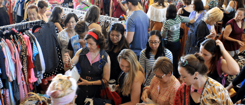 Round She Goes Women's Pre-loved Fashion Market