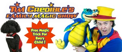 Tim Credible's Family Magic Show