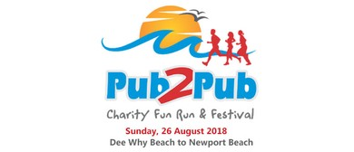 Pub2Pub Charity Fun Run & Festival 2018