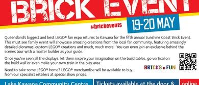 Sunshine Coast Brick Event