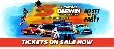 CrownBet Darwin Triple Crown Supercars