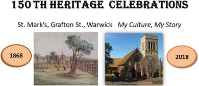 Sandstone & Stained Glass – 150 Years