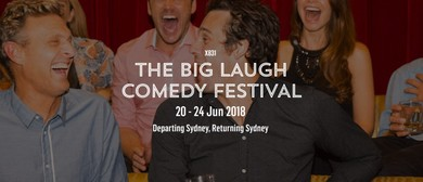 The Big Laugh Comedy Festival Cruise