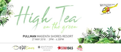 Westpac Rescue Helicopter Service High Tea on the Green