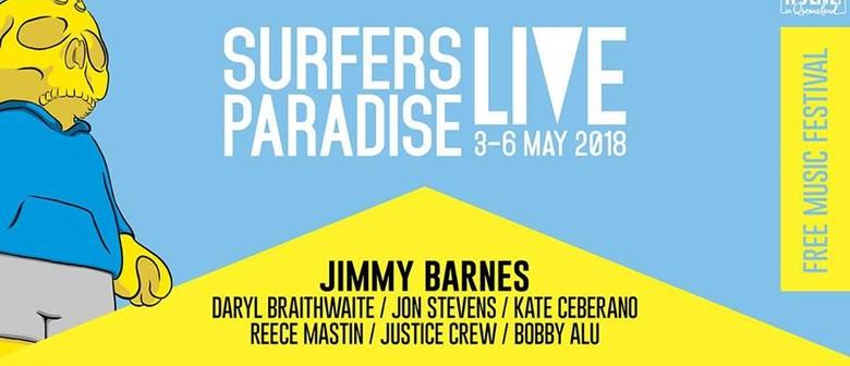 Bobby Alu – Surfer's Paradise Live