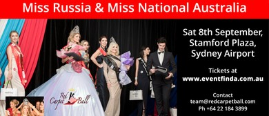 Miss Russia AU & Miss National AU 2018