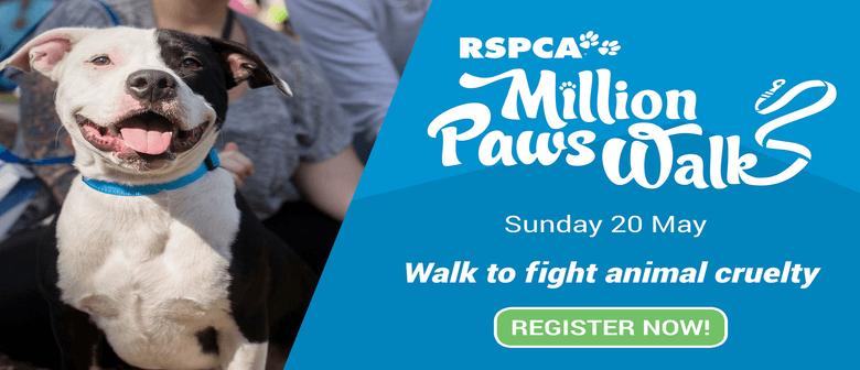 RSPCA Million Paws Walk 2018