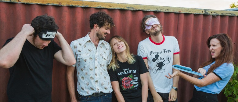 The Little Lord Street Band – Waking Up Next To You Tour