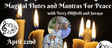 Magical Flutes and Mantras for Peace – Sunday Afternoons