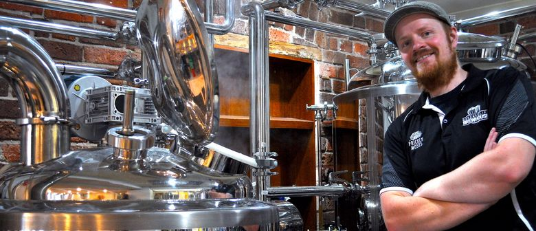 Home Brewing, Hops, Hog & Hip Hop Ft. DJ Jimi Crisp