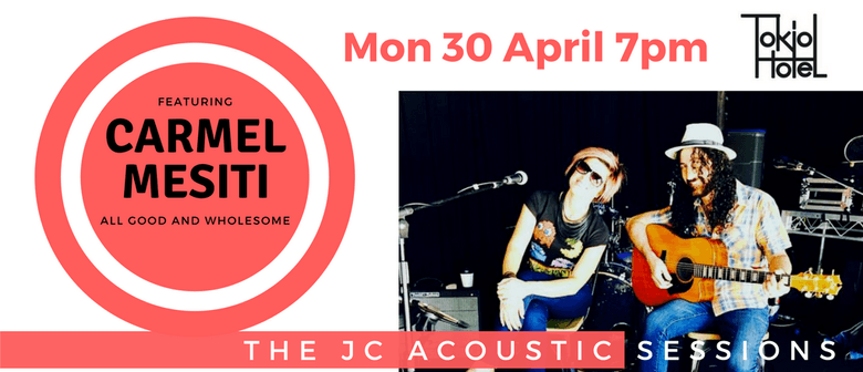 The JC Acoustic Sessions With Carmel Mesiti