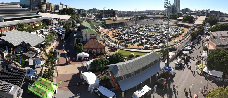 50th Annual Qld Caravan, Camping & Touring Supershow