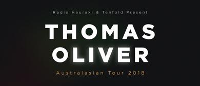 Thomas Oliver Australasian Tour