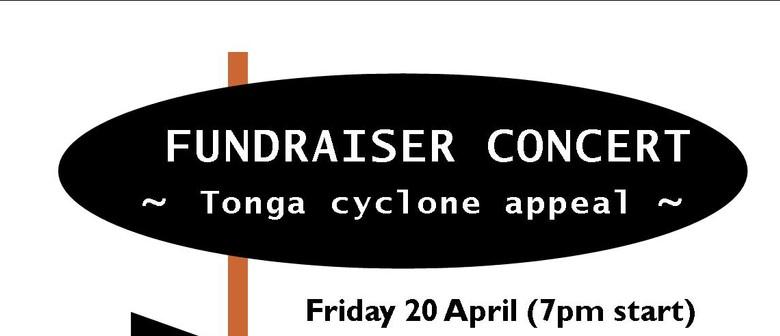 Tonga Cyclone Fundraiser Concert