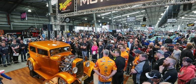 Meguiar's MotorEx 2018