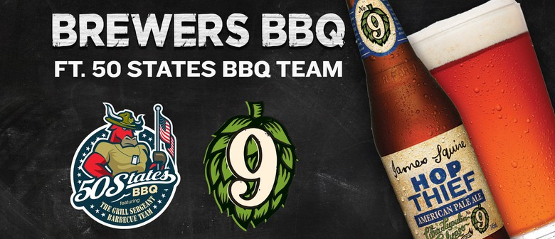 Brewers BBQ Ft. 50 States BBQ Team
