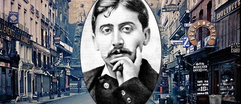 Glamorous Paris – Proust