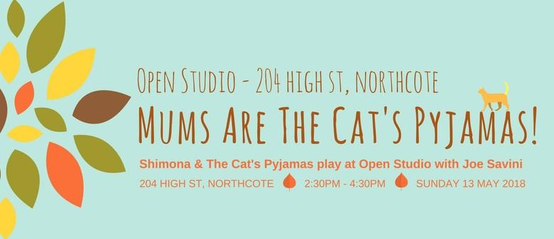 Mums Are the Cat's Pyjamas