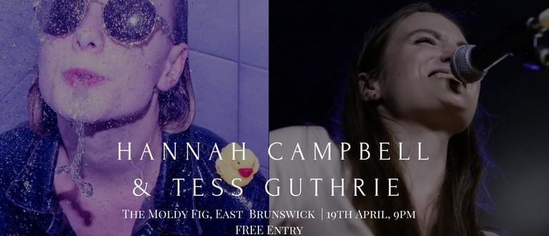 Hannah Campbell Plus Tess Guthrie