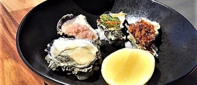 Monday Oyster Feast