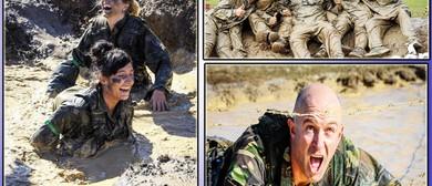 Battlefield Challenge Mud Run