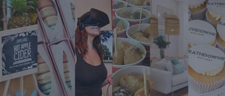 Virtual Reality Display Village