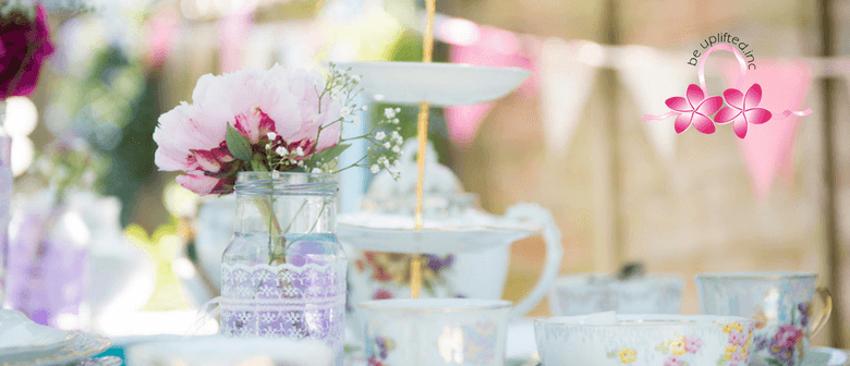 Pink High Tea Fundraising for Breast Cancer Patients