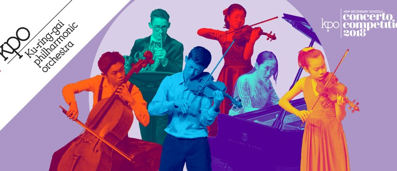 NSW Secondary Schools Concerto Competition Finals Concert