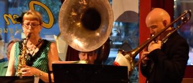 Peppercorn Jazz Band