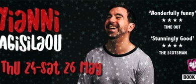 Stand Up Comedy With Yianni Agisilaou