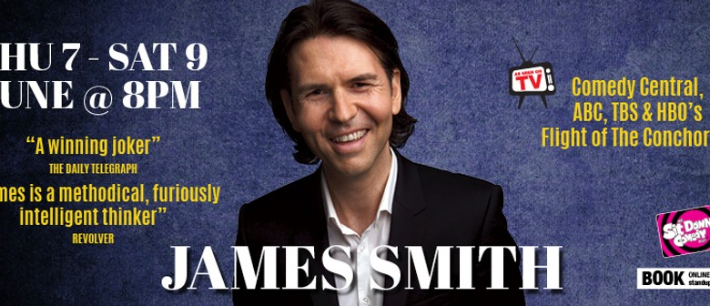 Stand Up Comedy With James Smith